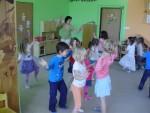 Besídka tanečního kroužku