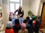 Návštěva Kadeřnictví p. Kopecké a Kosmetického salónu p. Dostálkové