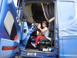 Prohlídka kamionu