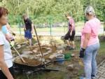 """Projekt """"Zahrada plná zábavy"""" - sázení rostlin"""
