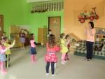 Taneční školička 2014